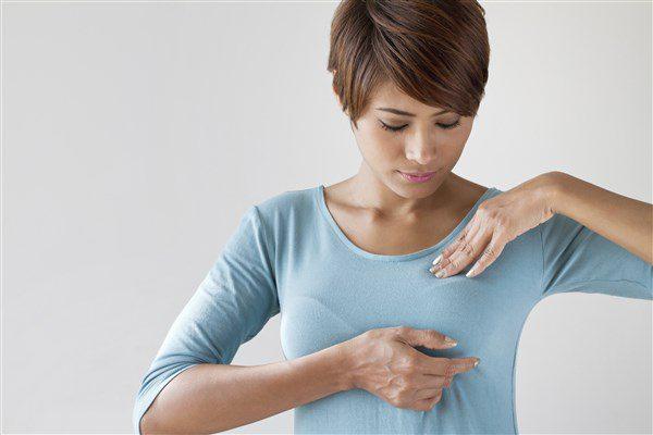 месячные закончились, а грудь болит, может свидетельствовать о развитии онкологии