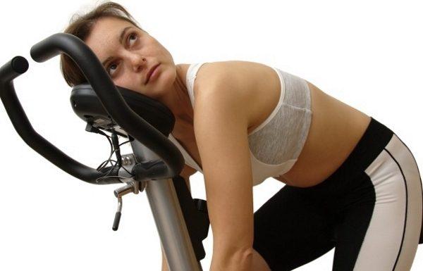 избыточная физическая нагрузка существенно снижает репродуктивную функцию