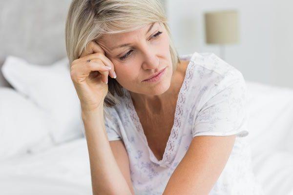 задержка месячных в 45 лет связана с подготовкой к климаксу