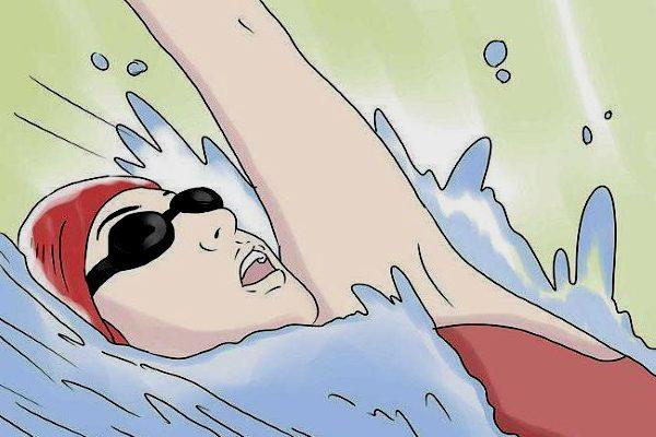 использование тампона при купании