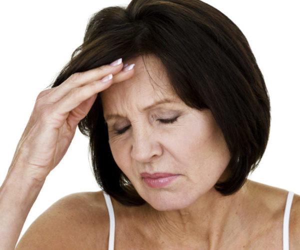 Климакс болит голова