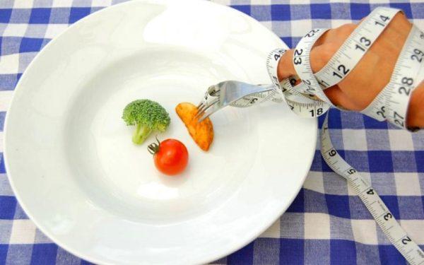Объем порций