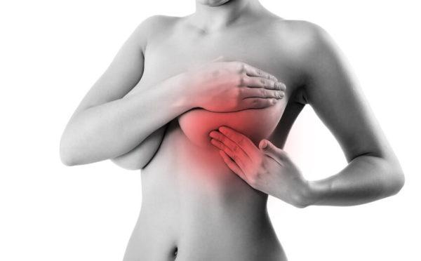 Набухание груди