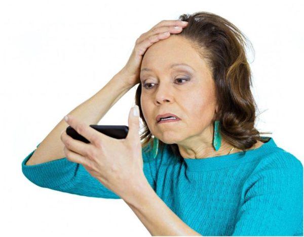 Симптомы позднего климакса