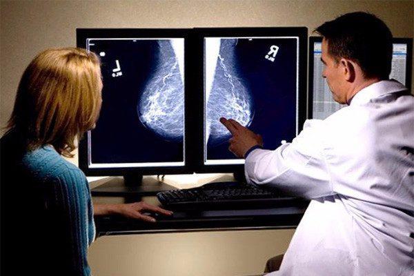 для постановки точного диагноза точного диагноза врач назначит УЗИ молочных желез