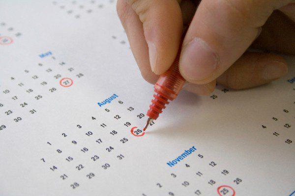 ведение календаря месячных позволит контролировать регулярность