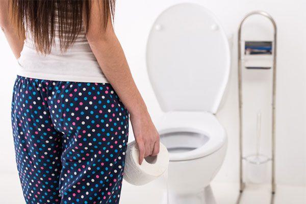 Во время месячных больно ходить в туалет