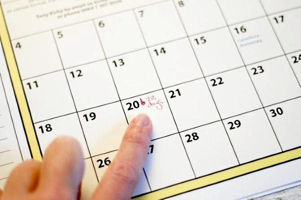 Сколько дней задержки является нормой. Сколько дней допустима задержка месячных
