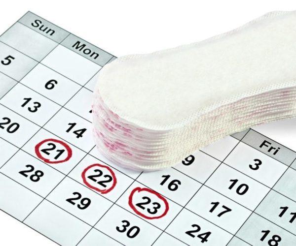 Календарь месячные