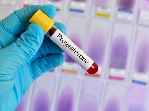 анализ прогестерон