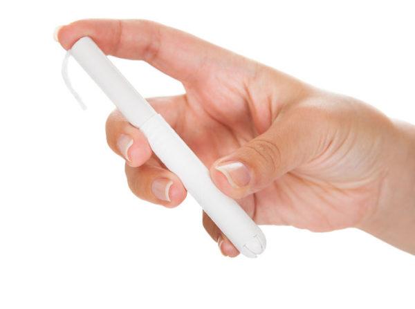 как сделать тампон для гинекологии в домашних условиях видео