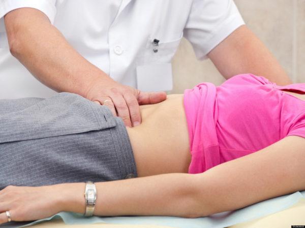 Признаки кровотечения из матки