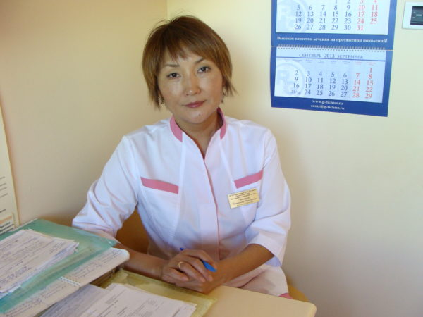 Гинеколог