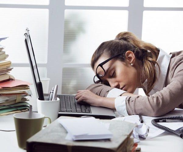 Хроническая усталость женщина