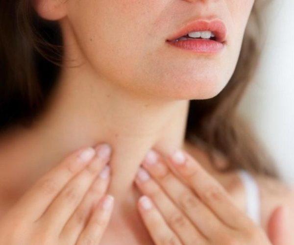 Женщина щитовидная железа
