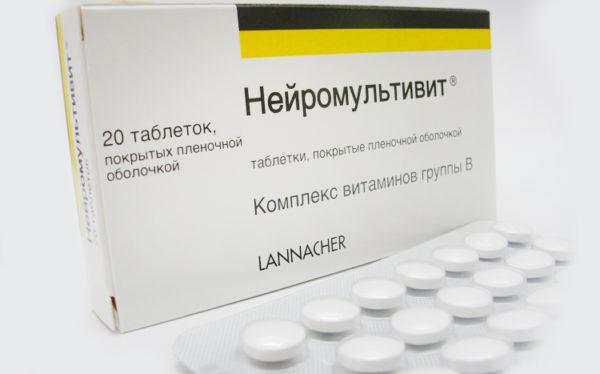 Роль витаминов группы B