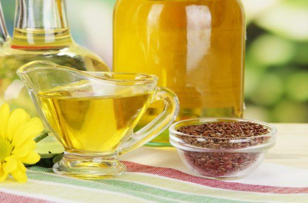 Как принимать семя и масло льна при климаксе