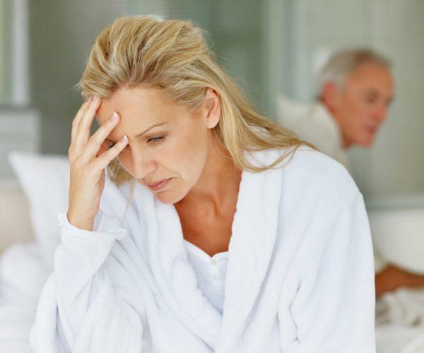 Симптомы климакса у мужчин