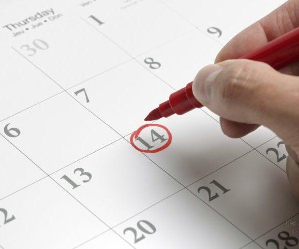 Критические дни календарь