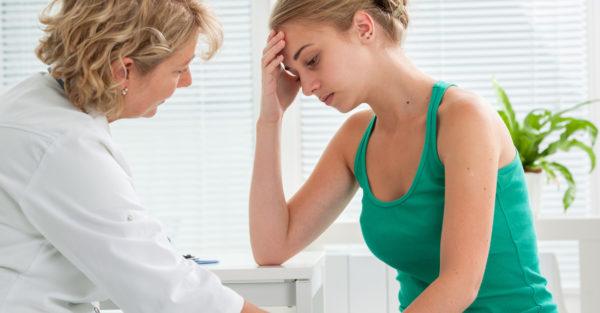 Изменения в организме при предменструальном синдроме