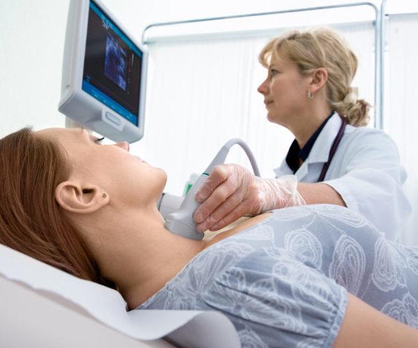 Щитовидная железа УЗД