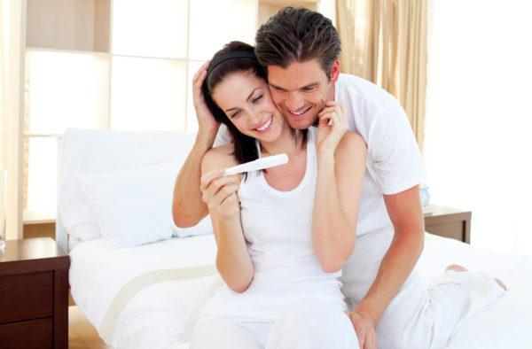 Вероятность зачатия во время овуляции